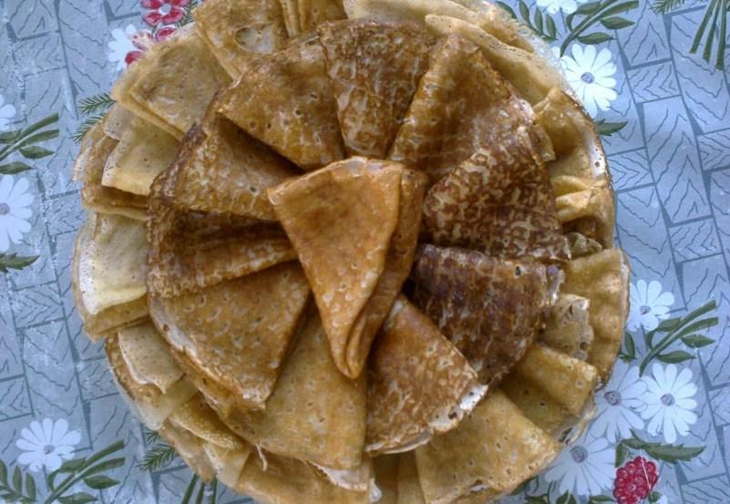 Блины на сыворотке - лучшие рецепты тонких, ажурных блинчиков с дырочками