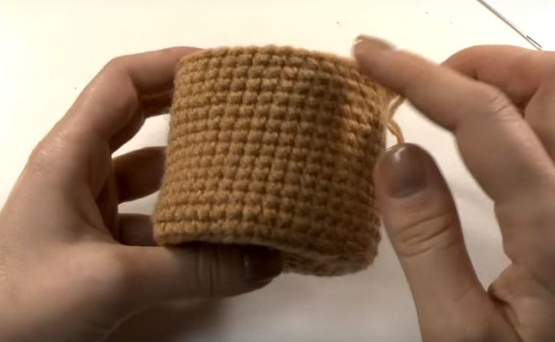 Как связать пасхальный кулич к пасхе 2018 - схема вязания крючком и спицами
