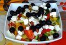 Греческий салат — классические рецепты в домашних условиях