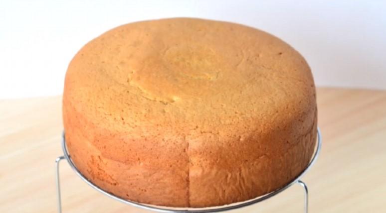Как приготовить быстро бисквит