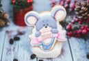 Имбирное печенье и пряники на Новый год Крысы 2020 с глазурью своими руками