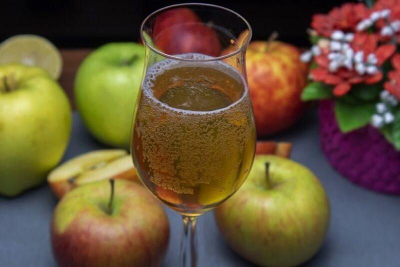Сидр из яблок в домашних условиях