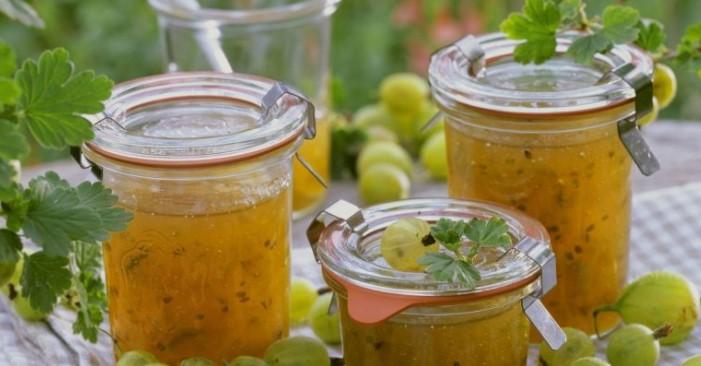 Варенье из крыжовника на зиму  — 11 самых вкусных и  простых рецептов